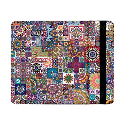 Ornamental Mosaic Background Samsung Galaxy Tab Pro 8.4  Flip Case