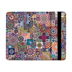 Ornamental Mosaic Background Samsung Galaxy Tab Pro 8.4  Flip Case Front