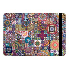 Ornamental Mosaic Background Samsung Galaxy Tab Pro 10 1  Flip Case