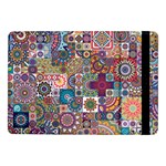 Ornamental Mosaic Background Samsung Galaxy Tab Pro 10.1  Flip Case Front