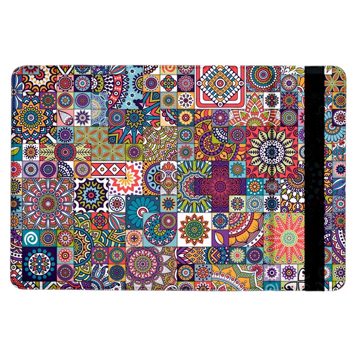 Ornamental Mosaic Background iPad Air Flip