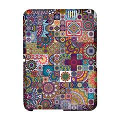 Ornamental Mosaic Background Amazon Kindle Fire (2012) Hardshell Case