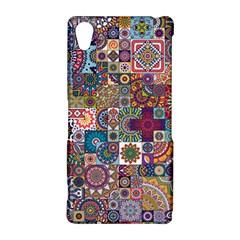 Ornamental Mosaic Background Sony Xperia Z2