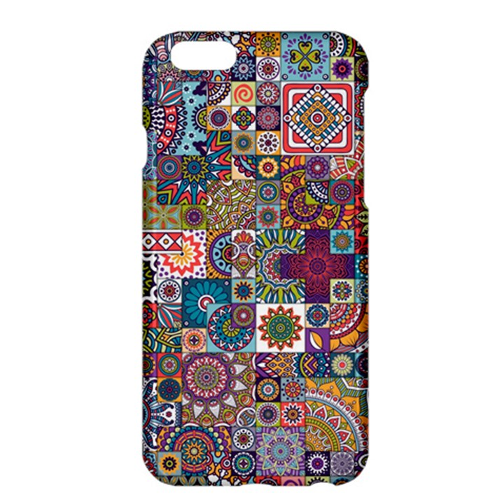 Ornamental Mosaic Background Apple iPhone 6 Plus/6S Plus Hardshell Case