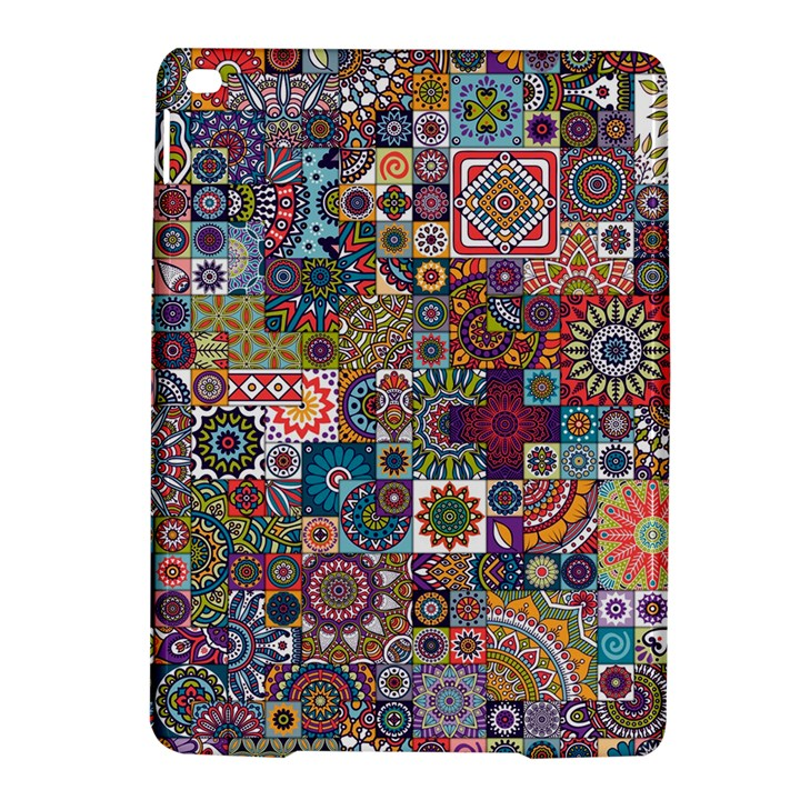 Ornamental Mosaic Background iPad Air 2 Hardshell Cases