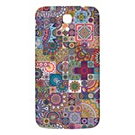 Ornamental Mosaic Background Samsung Galaxy Mega I9200 Hardshell Back Case Front