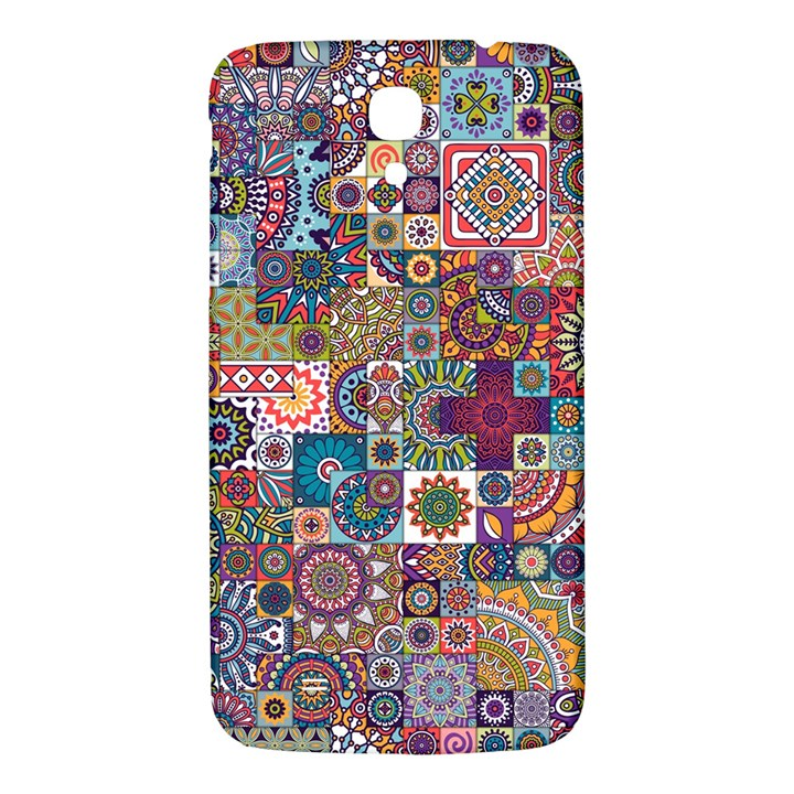 Ornamental Mosaic Background Samsung Galaxy Mega I9200 Hardshell Back Case
