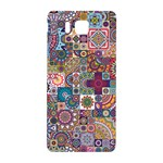 Ornamental Mosaic Background Samsung Galaxy Alpha Hardshell Back Case Front