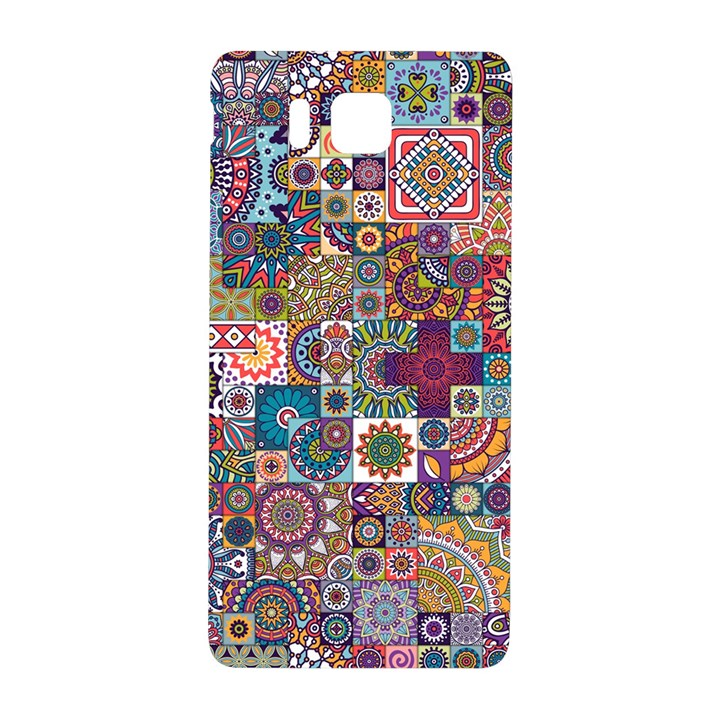Ornamental Mosaic Background Samsung Galaxy Alpha Hardshell Back Case