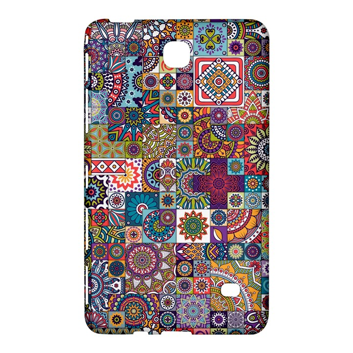 Ornamental Mosaic Background Samsung Galaxy Tab 4 (7 ) Hardshell Case