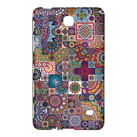 Ornamental Mosaic Background Samsung Galaxy Tab 4 (8 ) Hardshell Case