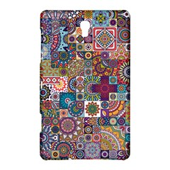 Ornamental Mosaic Background Samsung Galaxy Tab S (8 4 ) Hardshell Case