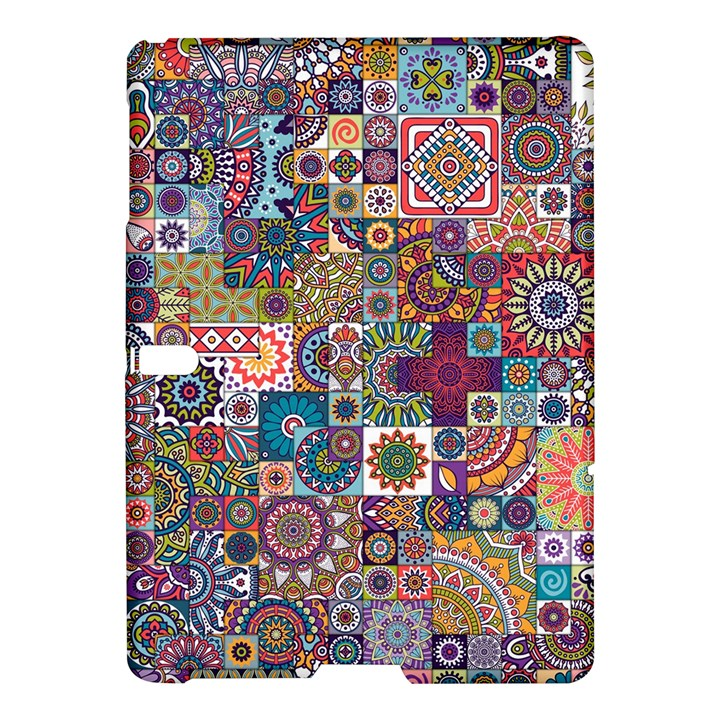 Ornamental Mosaic Background Samsung Galaxy Tab S (10.5 ) Hardshell Case