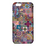 Ornamental Mosaic Background iPhone 6/6S TPU Case Front