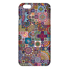 Ornamental Mosaic Background Iphone 6 Plus/6s Plus Tpu Case
