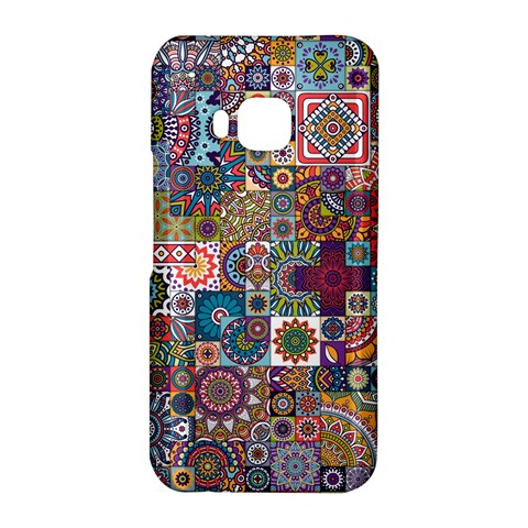 Ornamental Mosaic Background HTC One M9 Hardshell Case