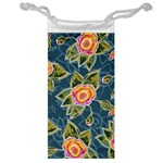 Floral Fantsy Pattern Jewelry Bags Front