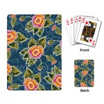 Floral Fantsy Pattern Playing Card Back