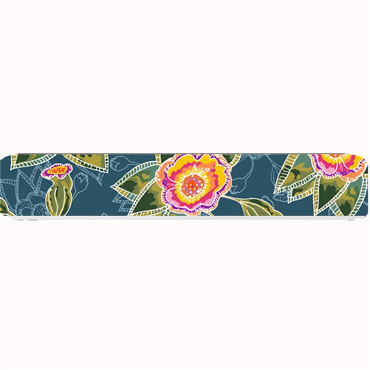 Floral Fantsy Pattern Small Bar Mats