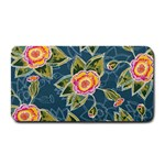 Floral Fantsy Pattern Medium Bar Mats 16 x8.5 Bar Mat - 1