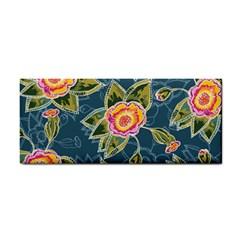 Floral Fantsy Pattern Hand Towel