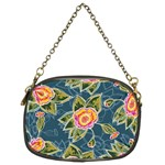 Floral Fantsy Pattern Chain Purses (Two Sides)  Front