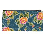 Floral Fantsy Pattern Pencil Cases Back