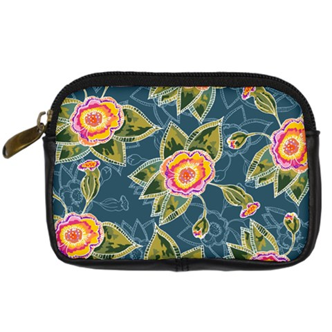 Floral Fantsy Pattern Digital Camera Cases