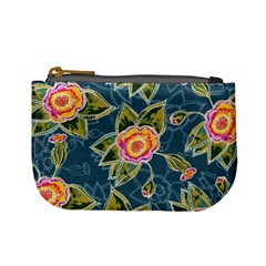 Floral Fantsy Pattern Mini Coin Purses