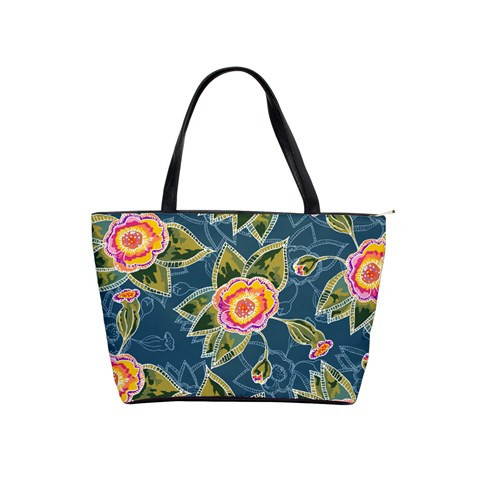 Floral Fantsy Pattern Shoulder Handbags