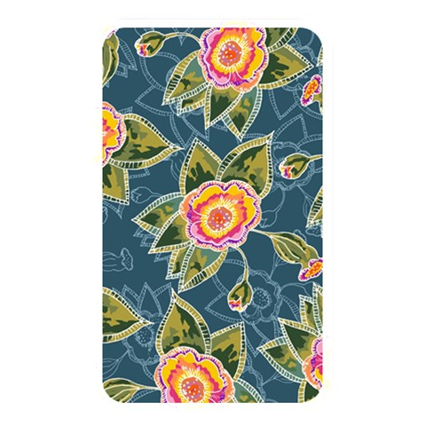Floral Fantsy Pattern Memory Card Reader