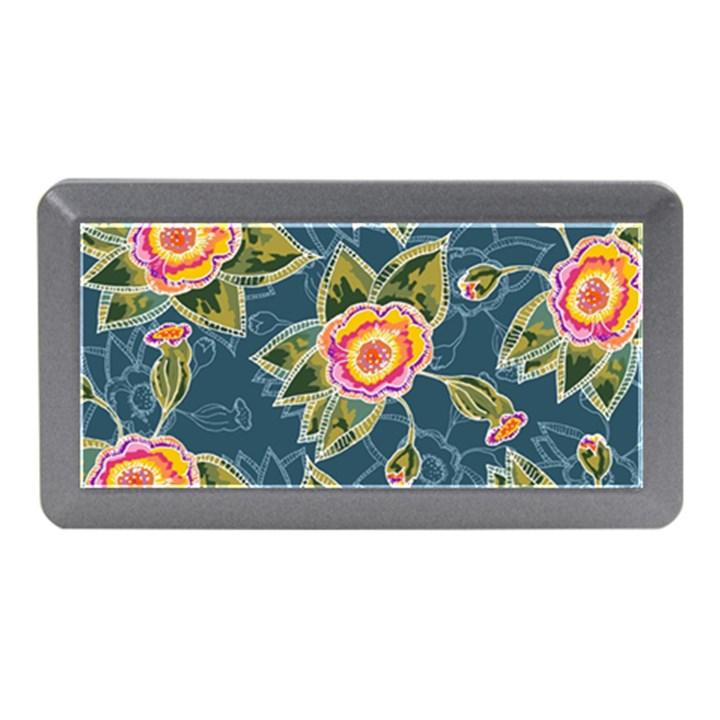 Floral Fantsy Pattern Memory Card Reader (Mini)