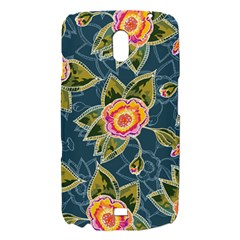 Floral Fantsy Pattern Samsung Galaxy Nexus i9250 Hardshell Case
