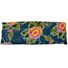Floral Fantsy Pattern Body Pillow Case (dakimakura)