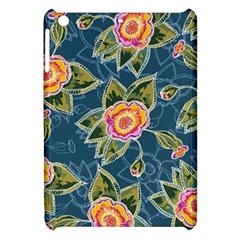 Floral Fantsy Pattern Apple Ipad Mini Hardshell Case