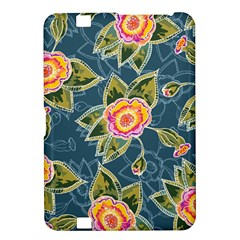 Floral Fantsy Pattern Kindle Fire Hd 8 9