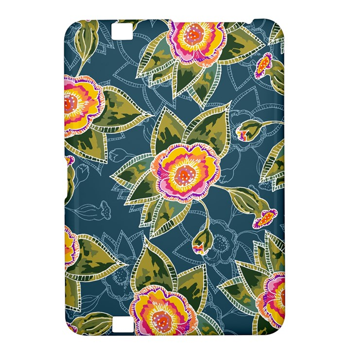 Floral Fantsy Pattern Kindle Fire HD 8.9