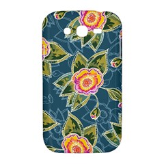 Floral Fantsy Pattern Samsung Galaxy Grand DUOS I9082 Hardshell Case