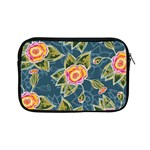 Floral Fantsy Pattern Apple iPad Mini Zipper Cases Front