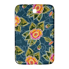 Floral Fantsy Pattern Samsung Galaxy Note 8.0 N5100 Hardshell Case