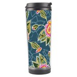 Floral Fantsy Pattern Travel Tumbler Right