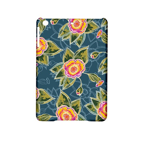 Floral Fantsy Pattern iPad Mini 2 Hardshell Cases