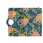 Floral Fantsy Pattern Kindle Fire HDX 8.9  Flip 360 Case Front