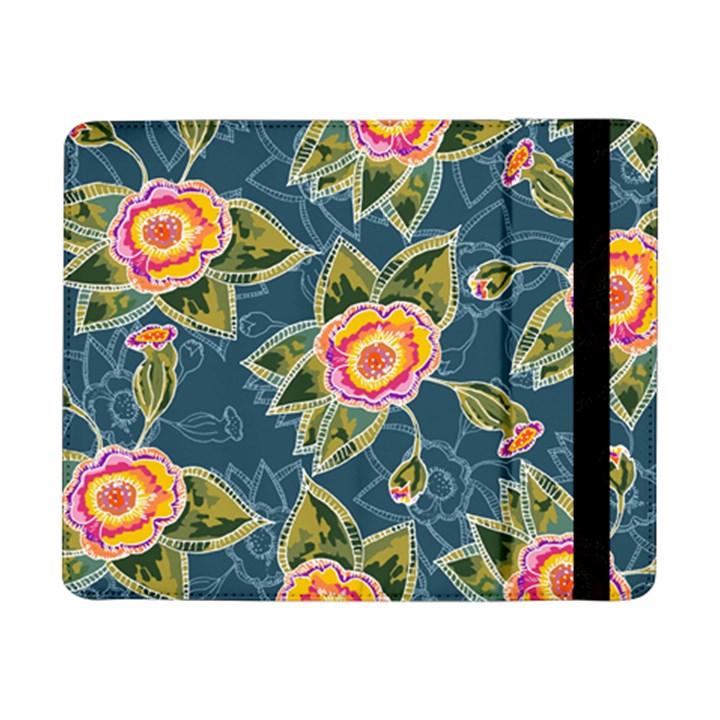 Floral Fantsy Pattern Samsung Galaxy Tab Pro 8.4  Flip Case