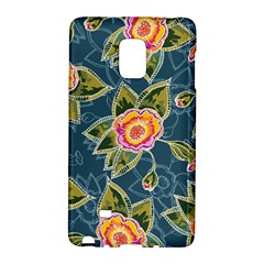 Floral Fantsy Pattern Galaxy Note Edge