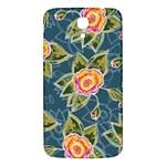 Floral Fantsy Pattern Samsung Galaxy Mega I9200 Hardshell Back Case Front