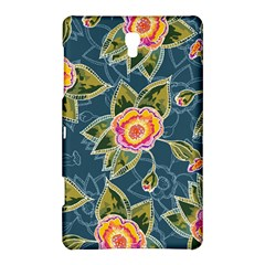 Floral Fantsy Pattern Samsung Galaxy Tab S (8 4 ) Hardshell Case