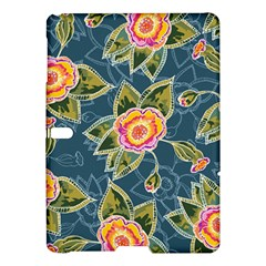Floral Fantsy Pattern Samsung Galaxy Tab S (10 5 ) Hardshell Case