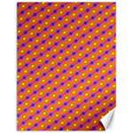 Vibrant Retro Diamond Pattern Canvas 12  x 16   16 x12 Canvas - 1