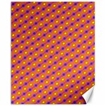 Vibrant Retro Diamond Pattern Canvas 16  x 20   20 x16 Canvas - 1
